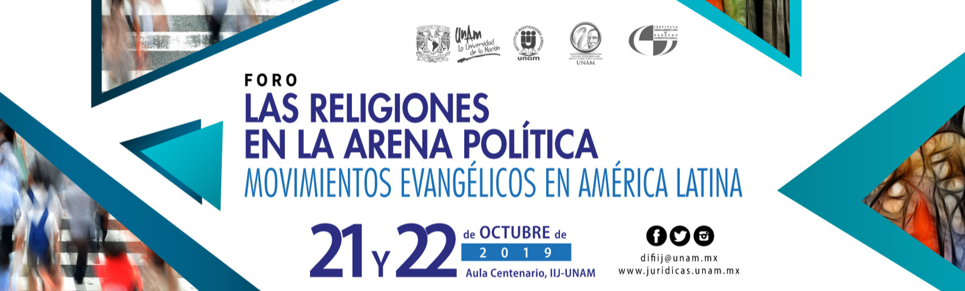 La religiones en la arena política